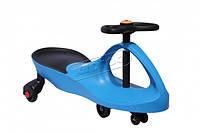 *Детская машинка SMART CAR (Бибикар) синяя