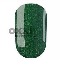 Гель лак Oxxi № 210 (темный зеленый перламутр)