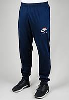 Спортивные брюки мужские Nike 3473 Тёмно-синие