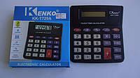 Настольный калькулятор Kenko КК-Т729А,8ми разрядный, средний. Универсальный калькулятор средний 8ми разрядный.