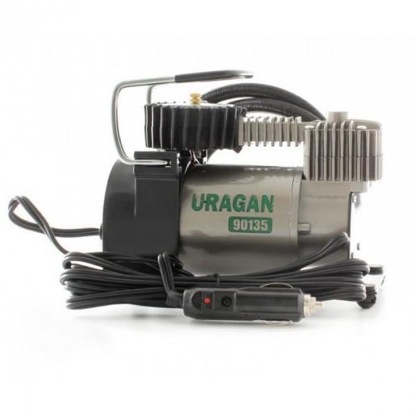 Автомобильный компрессор Uragan (Ураган) 90135 - Интернет-магазин «Autotoys» в Киеве