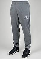 Спортивные брюки мужские Nike 3476 Тёмно-серые