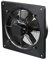 Осевой вентилятор Weiguang  4E-500-B-137/35-B (Металлическая пластина)