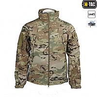 Куртка M-Tac Soft Shell Multicam, фото 1