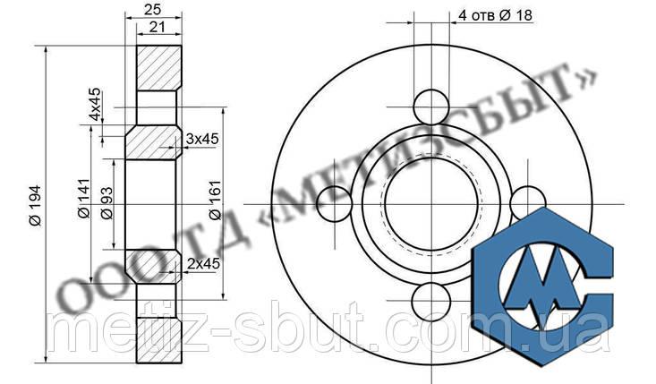 Виготовлення кріплення по кресленнях (нестандартний кріплення), фото 2
