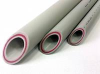 Труба полипропиленовая стекловолокно Baux PN20 40х6,7мм