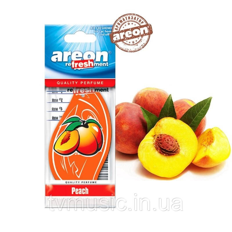 Ароматизатор Areon Mon Classic Peach / Персик