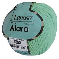 Lanoso Alara № 981 голубой