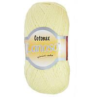 Lanoso Cotonax № 901 молочний