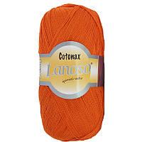 Lanoso Cotonax № 906 помаранчевий