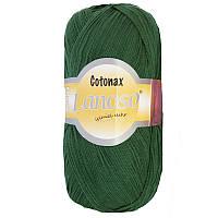 Lanoso Cotonax № 930 темно-зелений