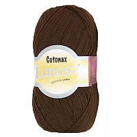 Lanoso Cotonax № 992 шоколадний