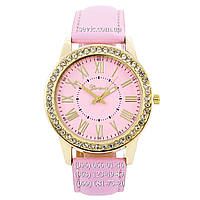 Женские наручные часы Geneva Gold-Pink-Pink