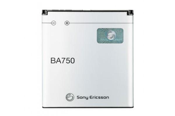 Аккумулятор батарея Sony Ericsson BA-750, LT18, LT29, Xperia Arc, LT15i, Arc X12