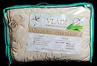 Стеганое летнее одеяло Vladi 100% хлопок Бязь (200х220)