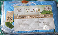 Стеганое летнее одеяло Vladi 100% хлопок Бязь (170х210)
