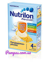 Молочная каша Nutrilon кукурузно-рисовая, 225 г