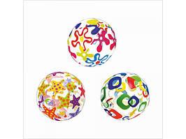 Надувной мяч Intex 59040 разноцветный 51 см