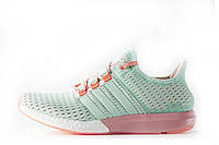 Женские кроссовки  Adidas CC Gazelle Boost Sea Breeze, фото 1