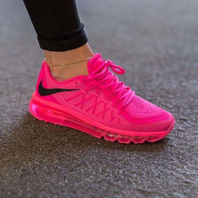 Кроссовки женские Nike Air Max 2015 розовые размер 38 - Козырный Шуз в  Чернигове 678818900ac