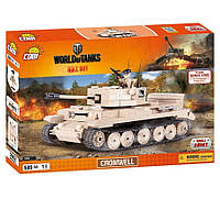 Конструктор Кромвель, серия World Of Tanks, COBI