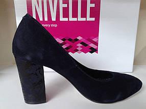 НОВИНКА! Женские классические туфли  на каблуке NIVELLE  1592    , фото 2