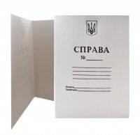 Папка для бумаг Дело А4+ картон 0,35мм 100шт/уп