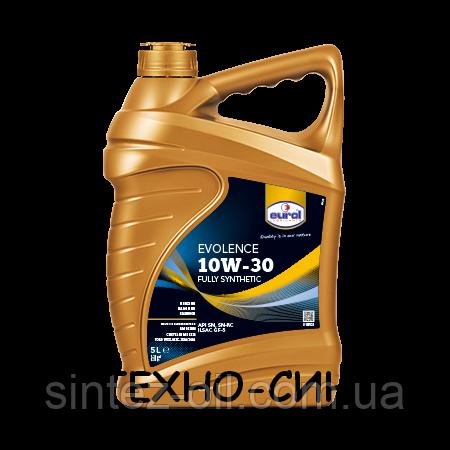 Синтетическое моторное масло Eurol Evolence 10W-30 (5л)