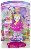 Лялька Барбі Фея Казкові бульбашки з Дримтопии / Barbie Dreamtopia Bubbletastic Fairy Doll, фото 2