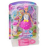 Лялька Барбі Фея Казкові бульбашки з Дримтопии / Barbie Dreamtopia Bubbletastic Fairy Doll, фото 3