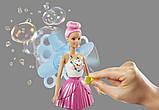 Лялька Барбі Фея Казкові бульбашки з Дримтопии / Barbie Dreamtopia Bubbletastic Fairy Doll, фото 5