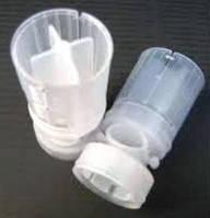 Пыж-контейнер пластиковый Gualandi 20 к дисперсант, арт. BRD 20 100шт.