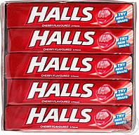 Леденцы Halls со вкусом вишни 25,2г