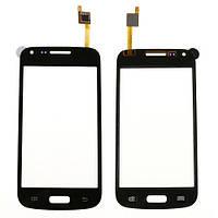 Сенсор Touchscreen Samsung G350E black