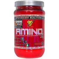 BSN Аминокислоты BSN Amino X, 435 г (strawberry orange)