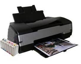 СНПЧ для EPSON Stylus Photo 1410 Pro-Resetters (без чернил)
