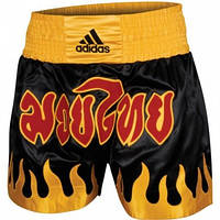 Шорты для тайского бокса ADIDAS Fire Design