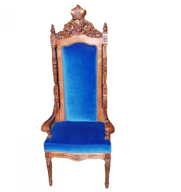 """Вишукане крісло """"Трон"""" №2"""