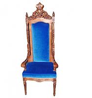 """Изысканное кресло """"Трон"""" №2"""