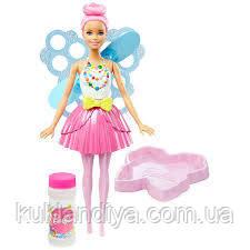 Лялька Барбі Фея Казкові бульбашки з Дримтопии / Barbie Dreamtopia Bubbletastic Fairy Doll