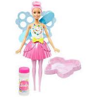 Кукла Фея Барби Сказочные пузыри из Дримтопии Barbie Dreamtopia Bubbletastic Fairy Doll