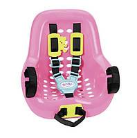 Кресло сидение для велосипеда велокресло для куклы Беби Борн Baby Born Zapf Creation 823712, фото 1