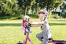Кресло сидение для велосипеда велокресло для куклы Беби Борн Baby Born Zapf Creation 823712, фото 7