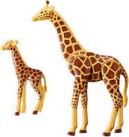 Жираф с детенышем (6640), Playmobil