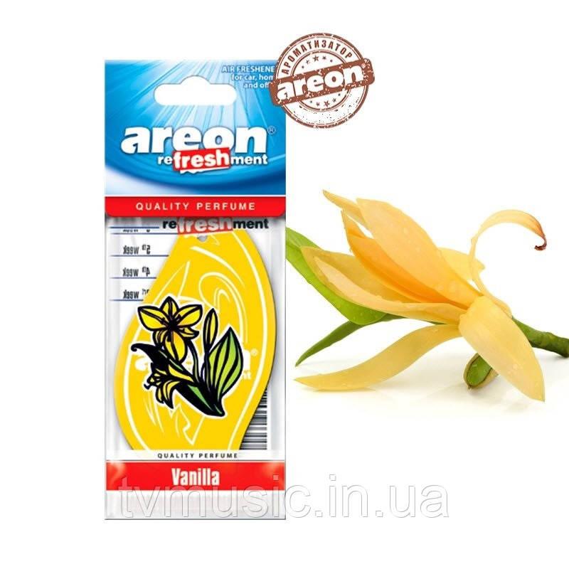 Ароматизатор Areon Mon Classic Vanilla / Ваниль