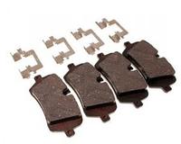 Оригинальные задние колодки RANGE ROVER IV (LG) от 2012г, ROVER SPORT (LW) от 2013г