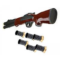Коньячный набор Ружье, 7 предметов