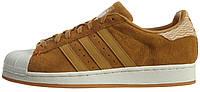 Мужские кроссовки Adidas Superstar Brown