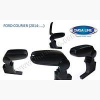 Подлокотник Ford Tourneo Courier 2014-  (черный)