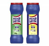 Чистящее средство Comet 400гр порошок банка